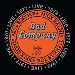 Bad Company – Live 1977 & 1979 [2CD Set] (2016) 320 kbps + Scans