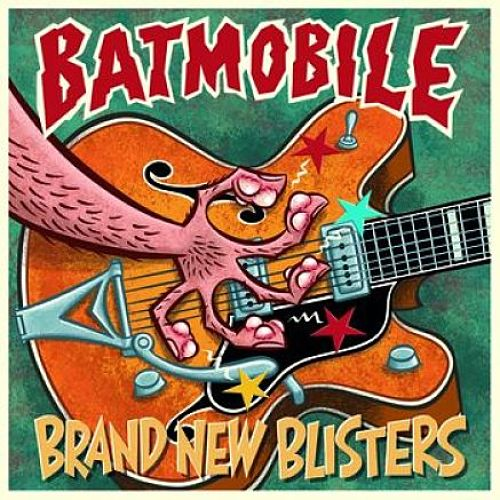 Batmobile - Brand New Blisters (2017) 320 kbps