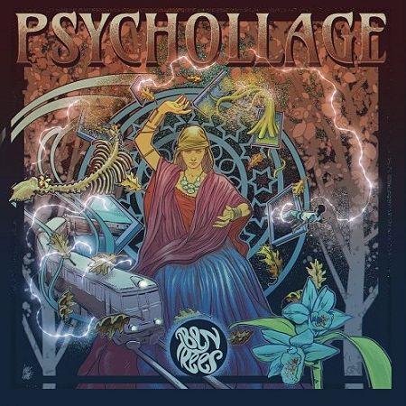 Bentrees - Psychollage (2017) 320 kbps