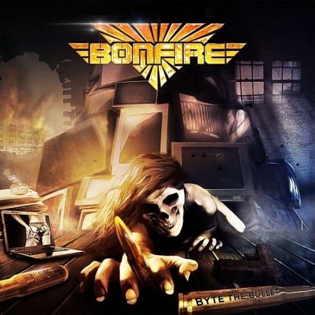 Bonfire - Byte the Bullet (2017) 320 kbps