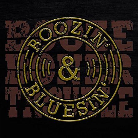 Booze Boner Trouble - Boozin' & Bluesin' (2017) 320 kbps