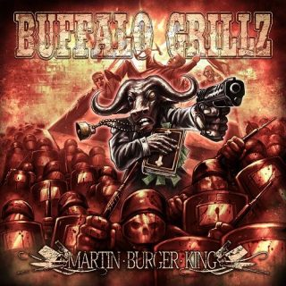 Buffalo Grillz - Martin Burger King (2017) 320 kbps