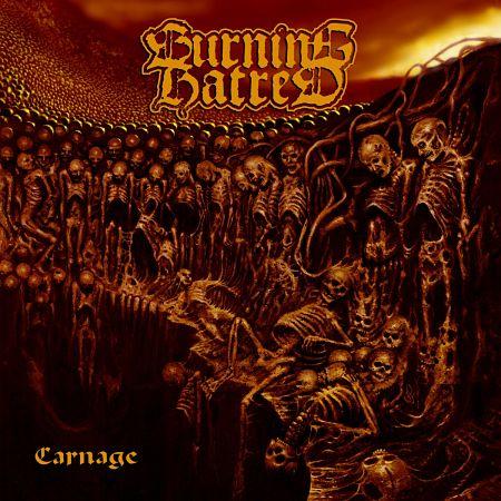 Burning Hatred - Carnage (2016) 320 kbps