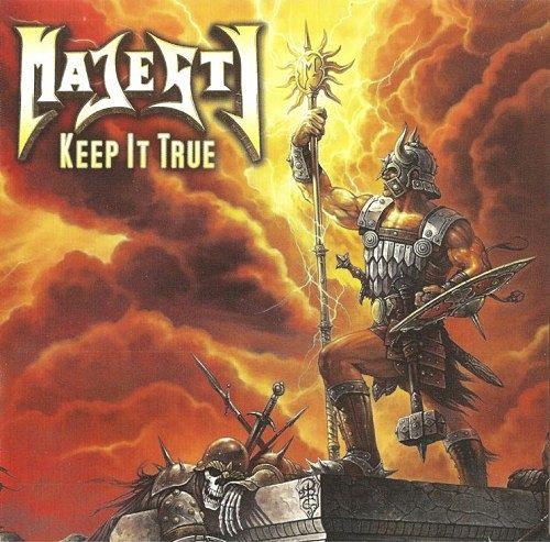 CD 02: Keep It True