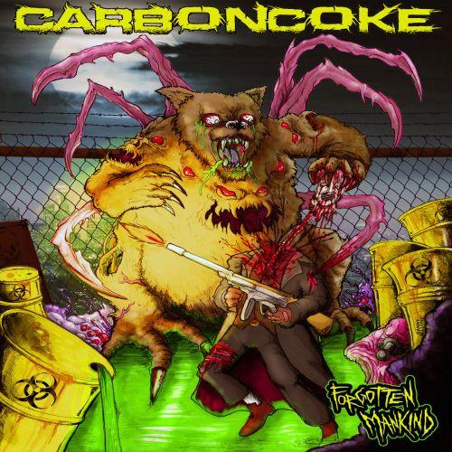 Carboncoke - Forgotten Mankind (2017) 320 kbps