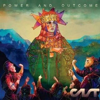 Cast - Power And Outcome (2017) 320 kbps