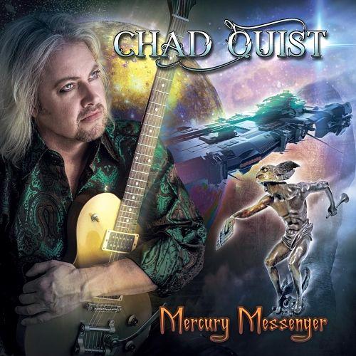 Chad Quist - Mercury Messenger (2017) 320 kbps