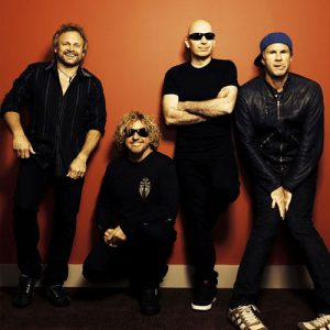 Chickenfoot - Discography (2009-2017) 320 kbps + Scans