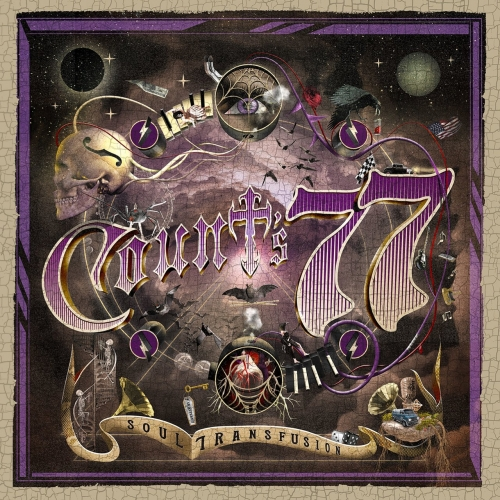 Count's 77 - Soul Transfusion (2017) 320 kbps