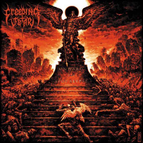 Creeping Fear - Onward to Apocalypse (2017) 320 kbps