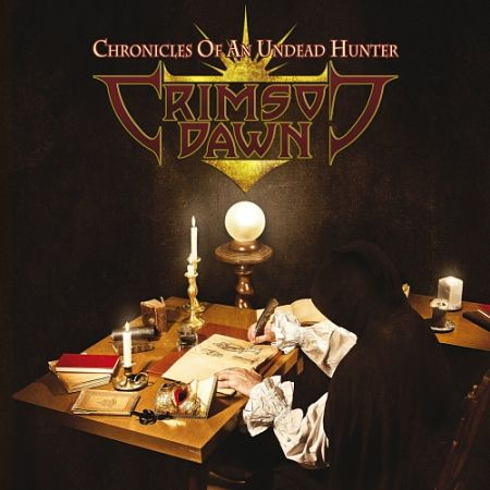 Crimson Dawn - Chronicles of an Undead Hunter (2017) 320 kbps