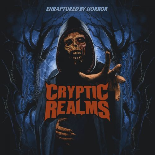 Cryptic Realms - Enraptured By Horror (2016) 320 kbps + Scans