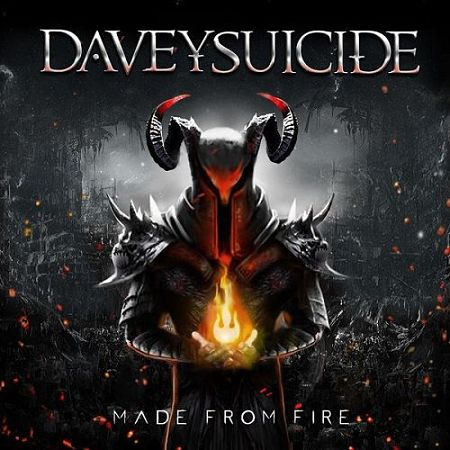 Davey Suicide - Made From Fire (2017) 320 kbps