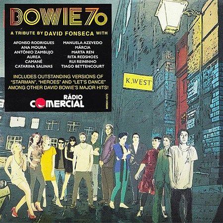 David Fonseca - Bowie 70 (2017) 320 kbps