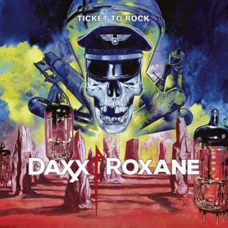 Daxx & Roxane - Ticket to Rock (2017) 320 kbps