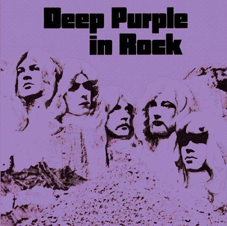 Deep Purple - In Rock (1970) [Remastered by KronStudioLab Int'l, 2017] 320 kbps