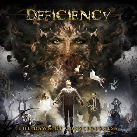Deficiency - The Dawn of Consciousness (2017) 320 kbps