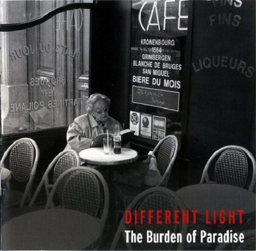 Different Light - The Burden Of Paradise (2016) 320 kbps + Scans