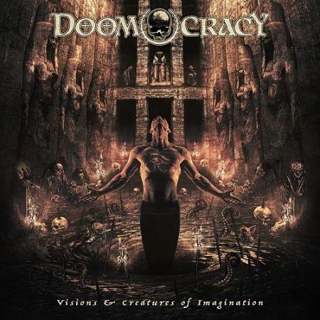 Doomocracy - Visions & Creatures of Imagination (2017) 320 kbps