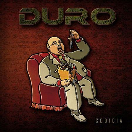 Duro - Codicia (2017) 320 kbps