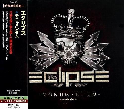 Eclipse - Monumentum [Japanese Edition] (2017) 320 kbps