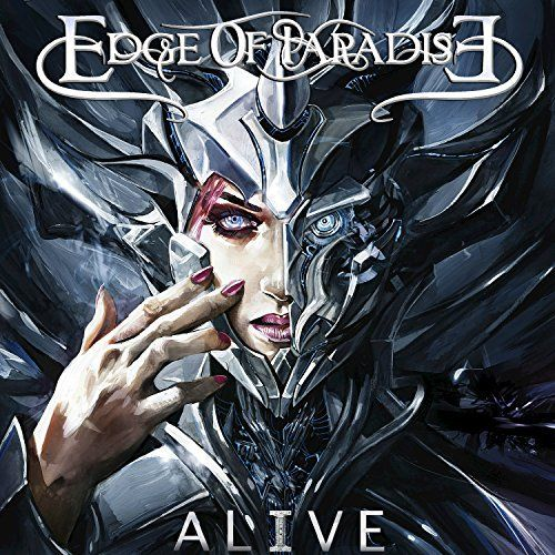 Edge of Paradise - Alive (EP) (2017) 320 kbps