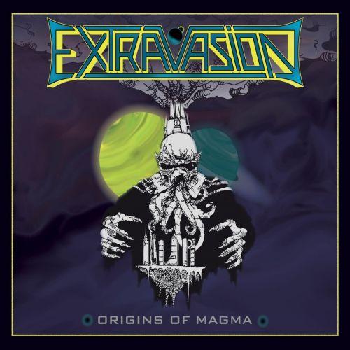 Extravasion - Origins of Magma (2017) 320 kbps