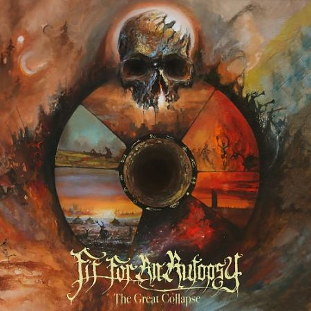 Fit For An Autopsy - The Great Collapse (2017) 320 kbps