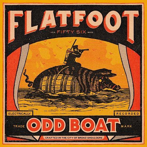 Flatfoot 56 - Odd Boat (2017) 320 kbps