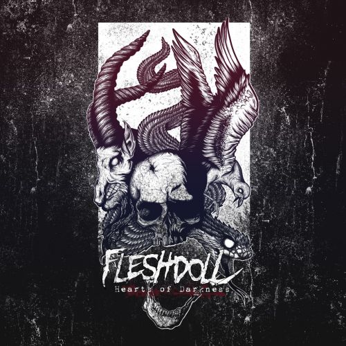Fleshdoll - Hearts of Darkness (2017) 320 kbps