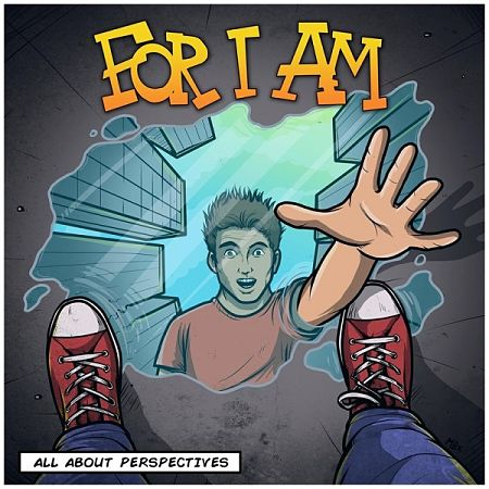 For I Am - All About Perspectives (2017) 320 kbps