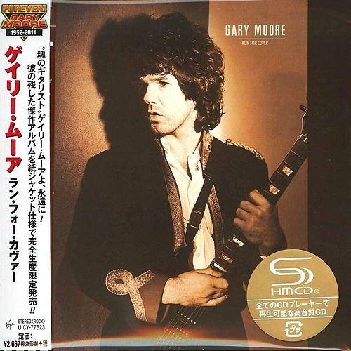Gary Moore - Run For Cover [Japan SHM-CD Remastered, Reissue] (2016) 320 kbps