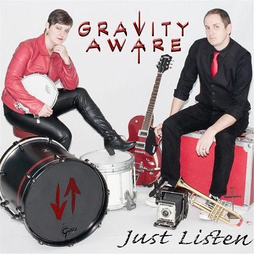 Gravity Aware - Just Listen (2017) 320 kbps