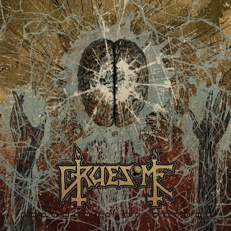 Gruesome - Fragments of Psyche (EP) (2017) 320 kbps