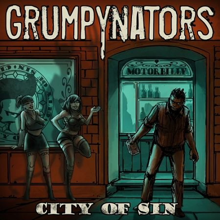 Grumpynators - City of Sin (2017) 320 kbps