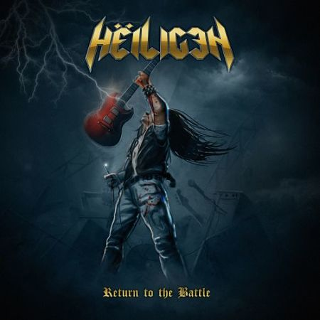 Hëiligen - Return To The Battle (EP) (2017)