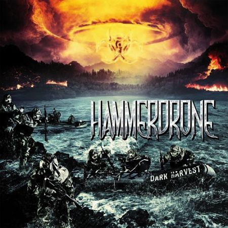 Hammerdrone - Dark Harvest (2017) 320 kbps