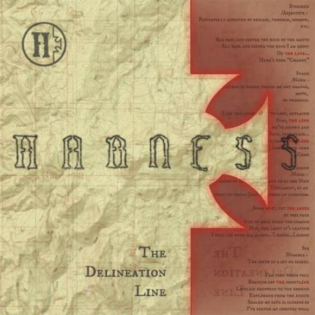 Harness Unseen - The Delineation Line (2017) 320 kbps