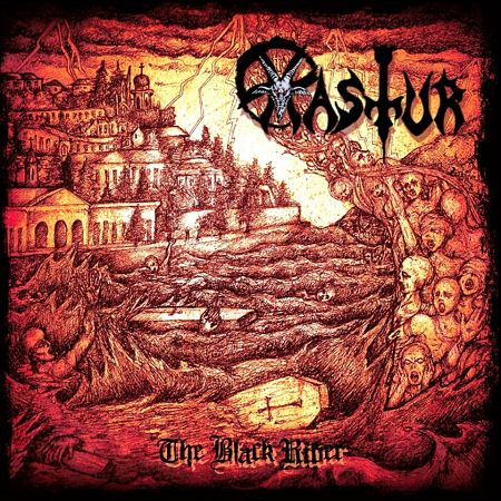 Hastur - The Black River (2016)