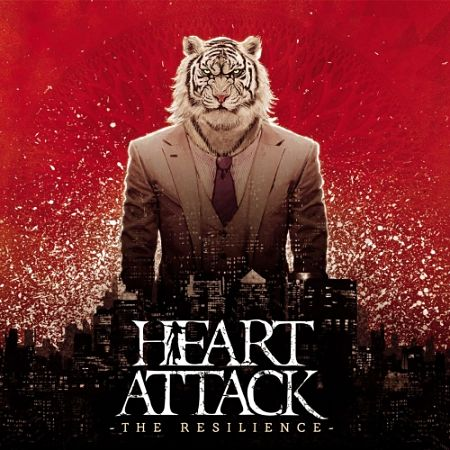 Heart Attack - The Resilience (2017) 320 kbps