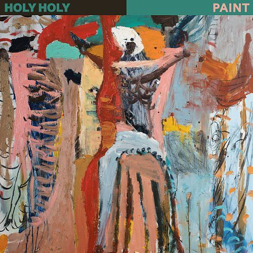 Holy Holy - Paint (2017) M4A, 256 Kbps iTunes