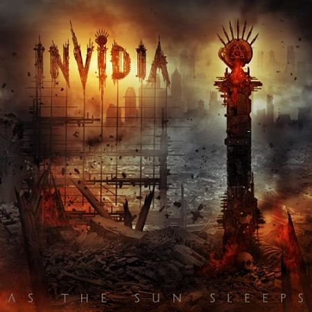 Invidia - As The Sun Sleeps (2017) 320 kbps