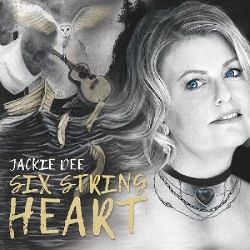 Jackie Dee - Six String Heart (2017) 320 kbps