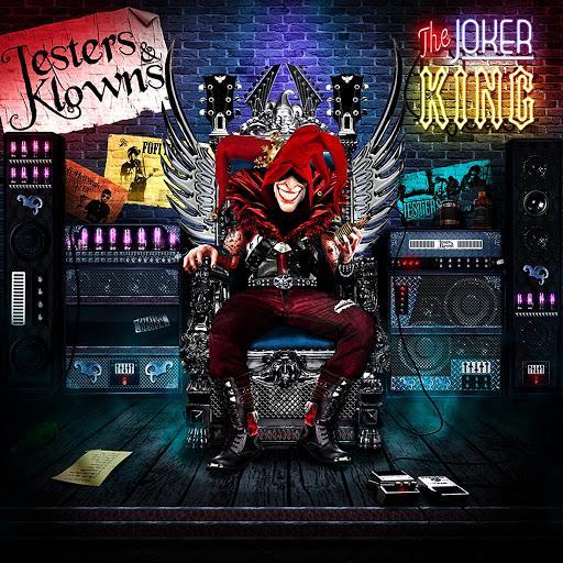 Jesters & Klowns - The Joker King (2017) 320 kbps