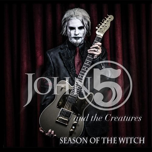 John 5 & The Creatures - Season of the Witch (2017) 320 kbps