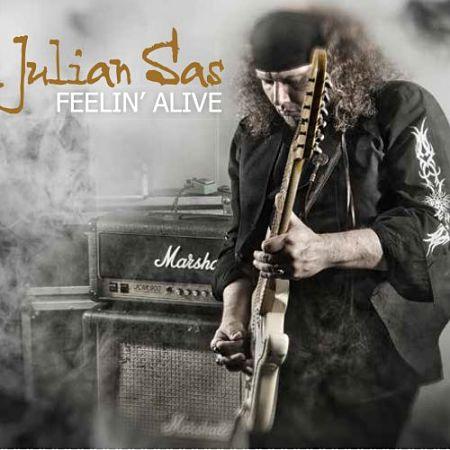 Julian Sas - Feelin' Alive (2017) 320 kbps