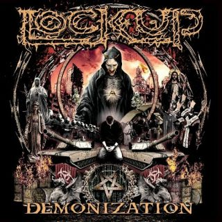 Lock Up - Demonization (2017) 320 kbps