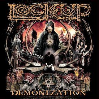 Lock Up - Demonization (2017) 320 kbps