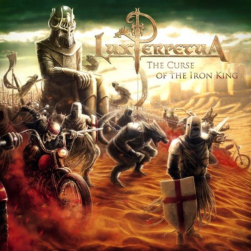 Lux Perpetua - The Curse Of The Iron King (2017) 320 kbps