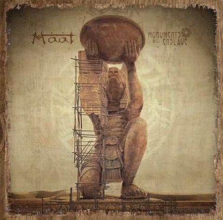 Maat - Monuments Will Enslave (2017) 320 kbps